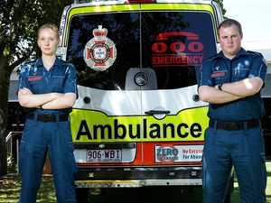 Fast-tracked paramedics boost CQ's COVID-19 response