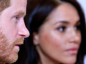 Harry and Meghan's humiliating gaffe
