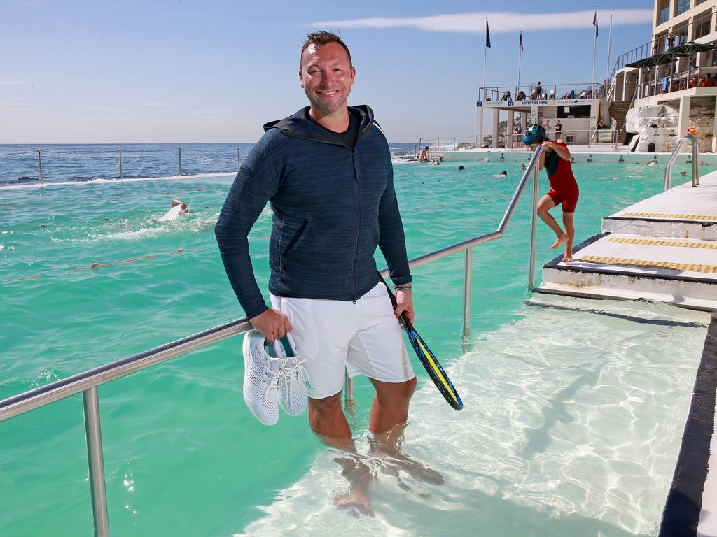 Olympic legend Ian Thorpe will share positivity tips. Picture: Toby Zerna