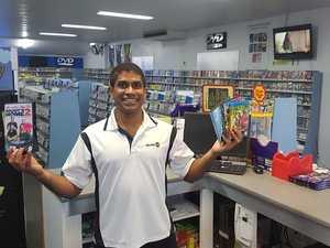 Bowen video store pledges to keep 'kicking on'
