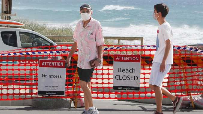 Businesses to suffer after beaches and carparks closed