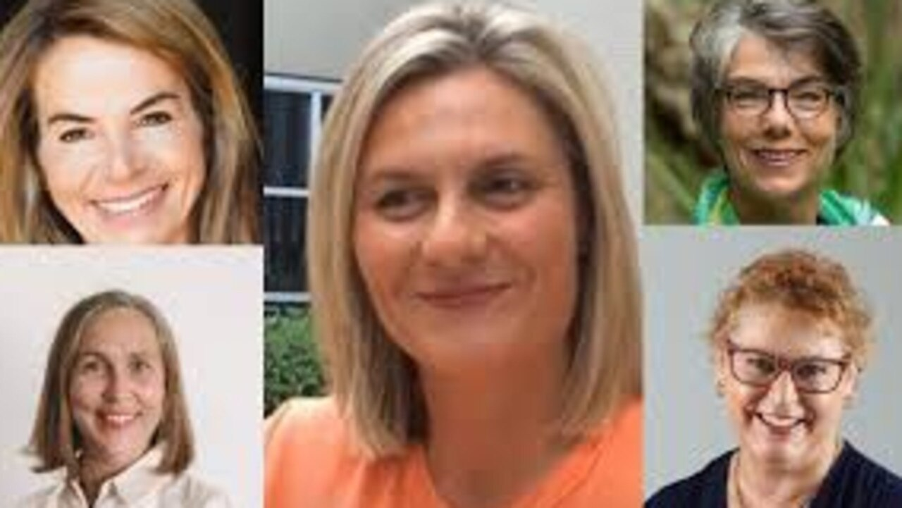 Noosa had a range of female candidates to choose from and have voted for a new direction.