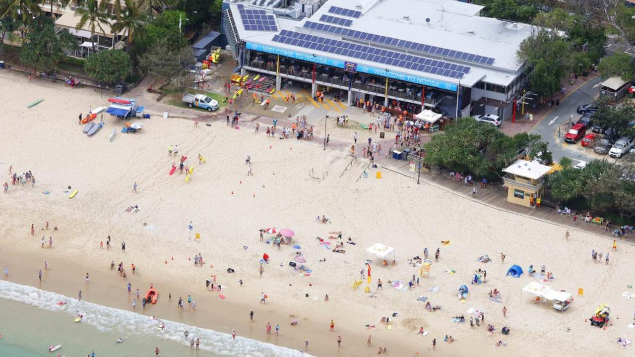 Noosa Heads surf club carpark is closing along with Noosa Woods and the national park parking areas from midnight.