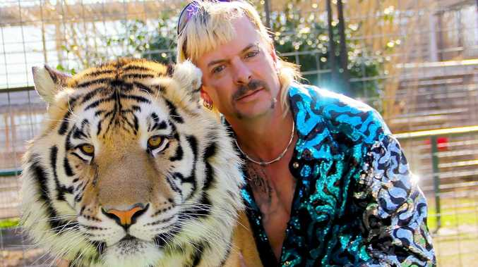 'Unsettling' vision Tiger King didn't show