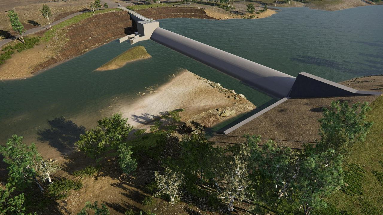 ROOKWOOD RESPONSE: After irrigators raised concerns about the Rookwood Weir project, the Minister for Natural Resources Anthony Lynham has moved to set the record straight.