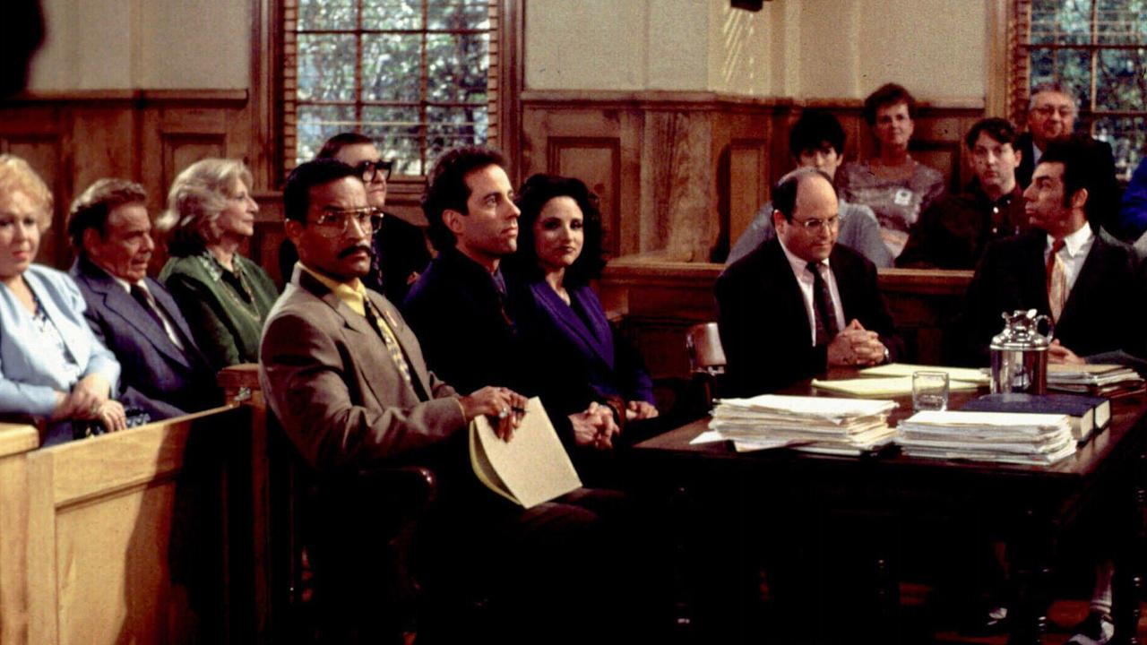 Seinfeld finished with one of the most controversial finales in TV history.