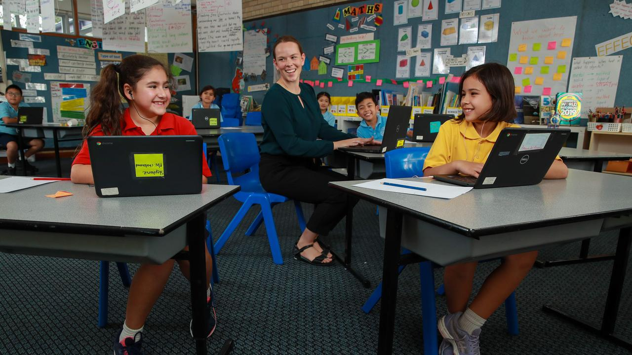 YOUR SAY: We want you to tell us who the region's best teacher is. Picture: Justin Lloyd.