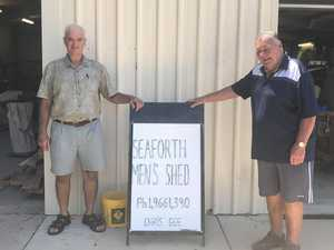 Seaforth Men's Shed still strong during COVID-19