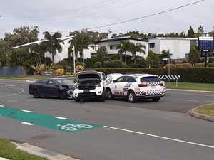 Boys smash up police cars in Sunshine Coast rampage