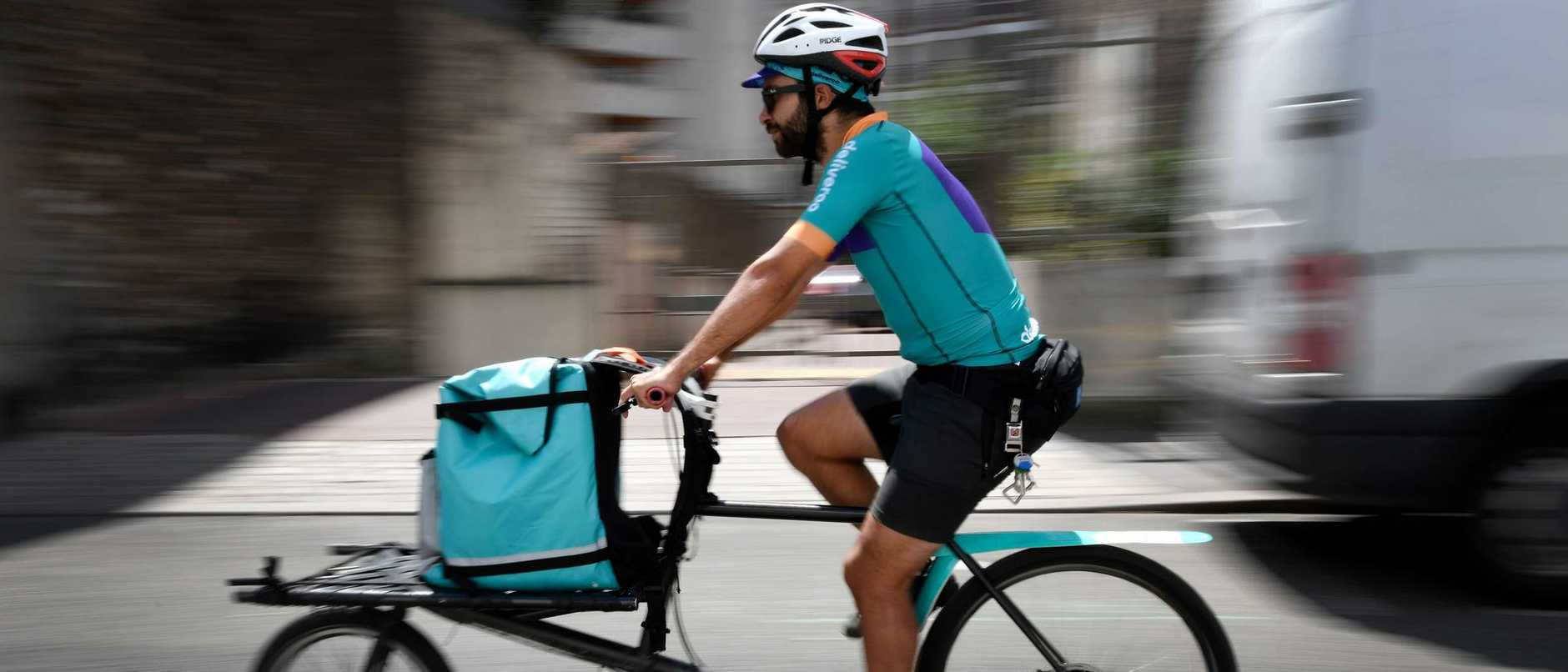 Local restaurants claim a new service Deliveroo has launched is the final nail in the coffin in the fight to stay open amid lockdowns.