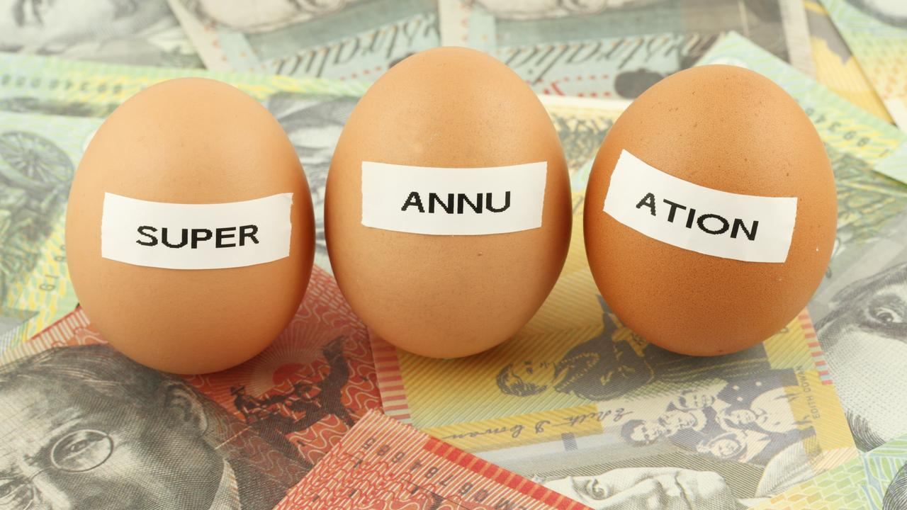 SUPERANNUATION: Be informed.