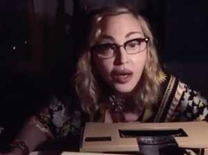 Madonna's bizarre 'Quarantine Diaries'