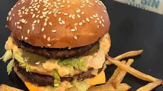 Mum's quarantine Big Mac labelled 'better than real deal'