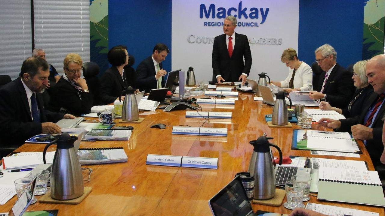 The new Mackay Regional Council appears set to be made up of six Greg Williamson Alliance councillors and four independent councillors.