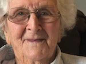 Gympie woman stops COVID from ruining 100th birthday plan