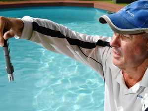 Mackay Pools owner hopes for upturn in time for swim season