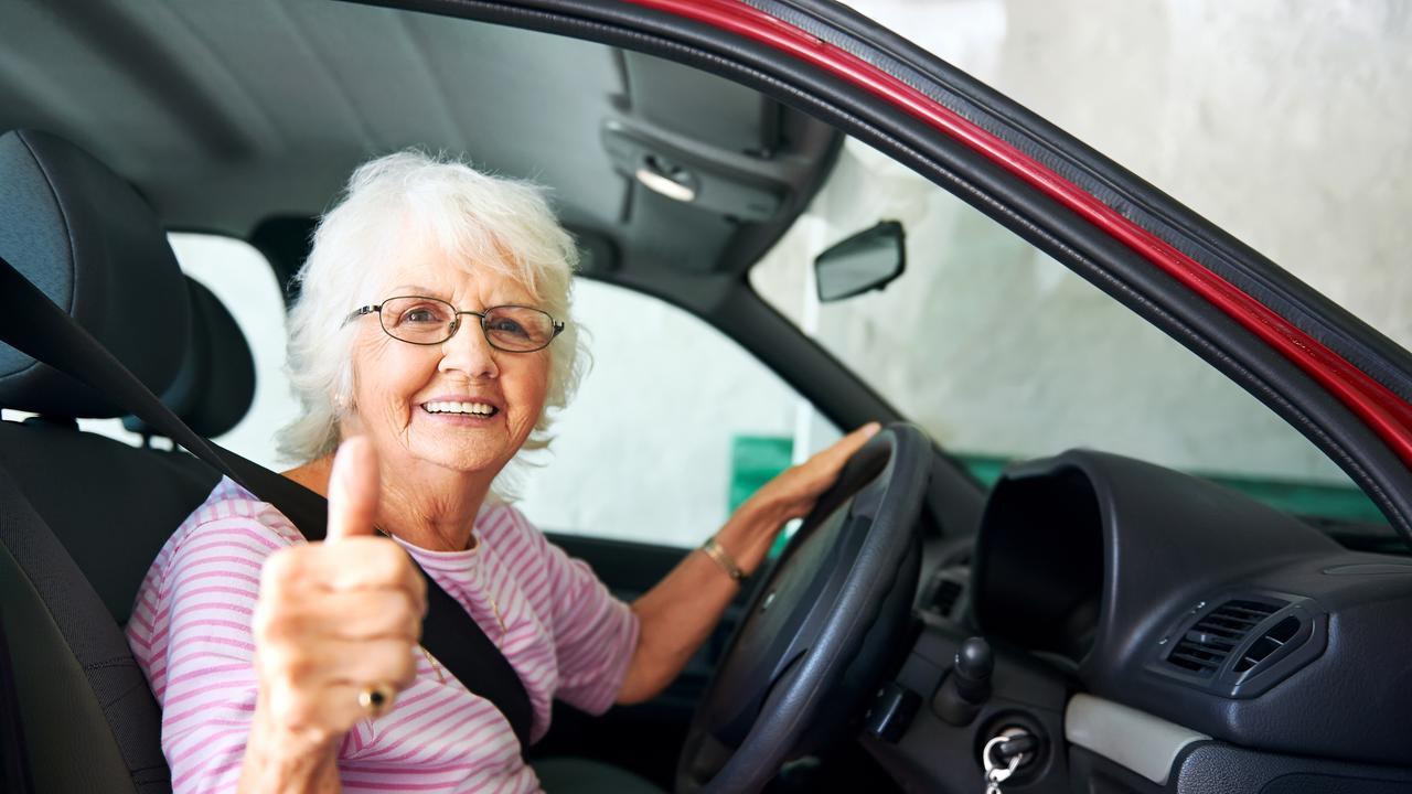 Looking Forward - seniors driving