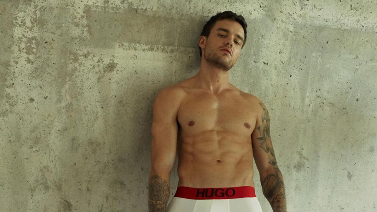 Former One Direction member Liam Payne has revealed how his mum reacted when she saw his raunchy Hugo Boss photo shoot.