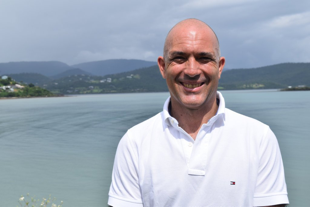 Pharmacist Allan Milostic said yesterday's announcement would help quickly and widely deliver a coronavirus vaccination to the Whitsunday community.