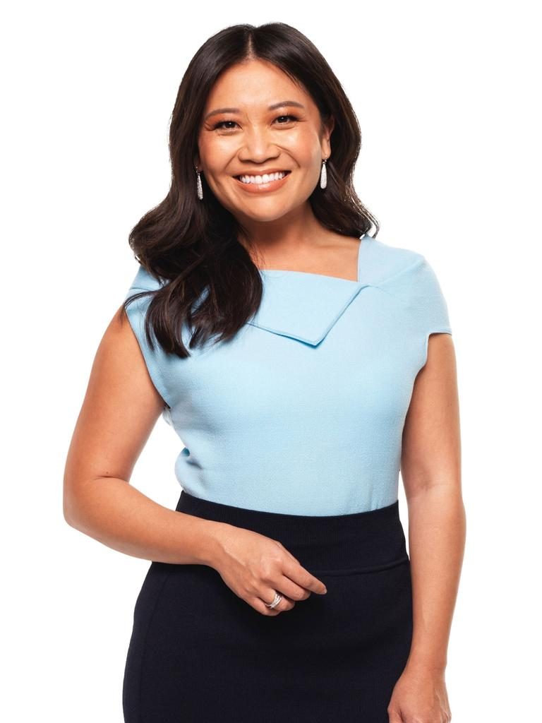 Newsreader Tracey Vo has permanently left Today.