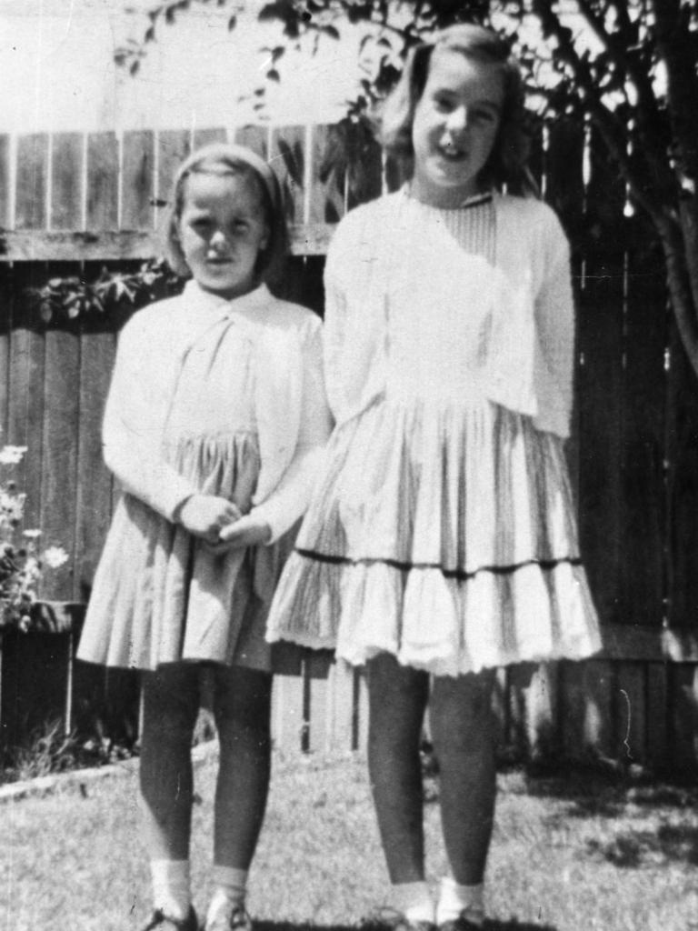 Arnna and Jane.