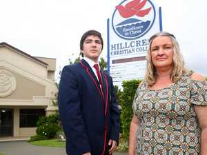Student expelled after mum's school criticism