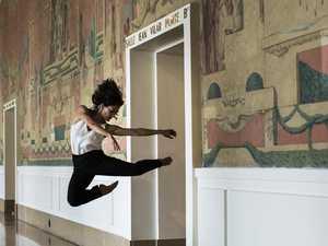 Janessa dances through the next open door