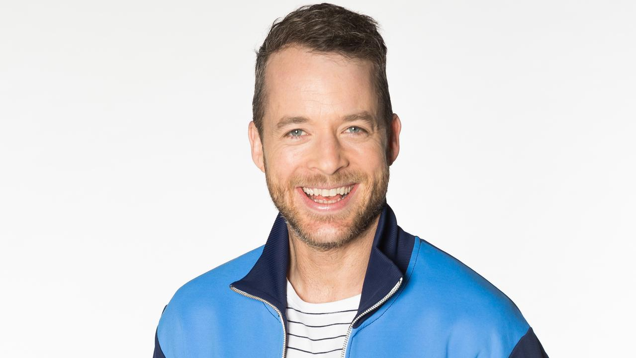 It's not surprising that in a global pandemic, comedian Hamish Blake has come up with a hilarious way to entertain his kids at home during isolation.