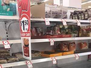 Fears for basic grocery item shortage