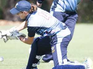 Mackay junior's big Queensland Premier Cricket win