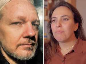 Assange fathered two kids in embassy hide-out