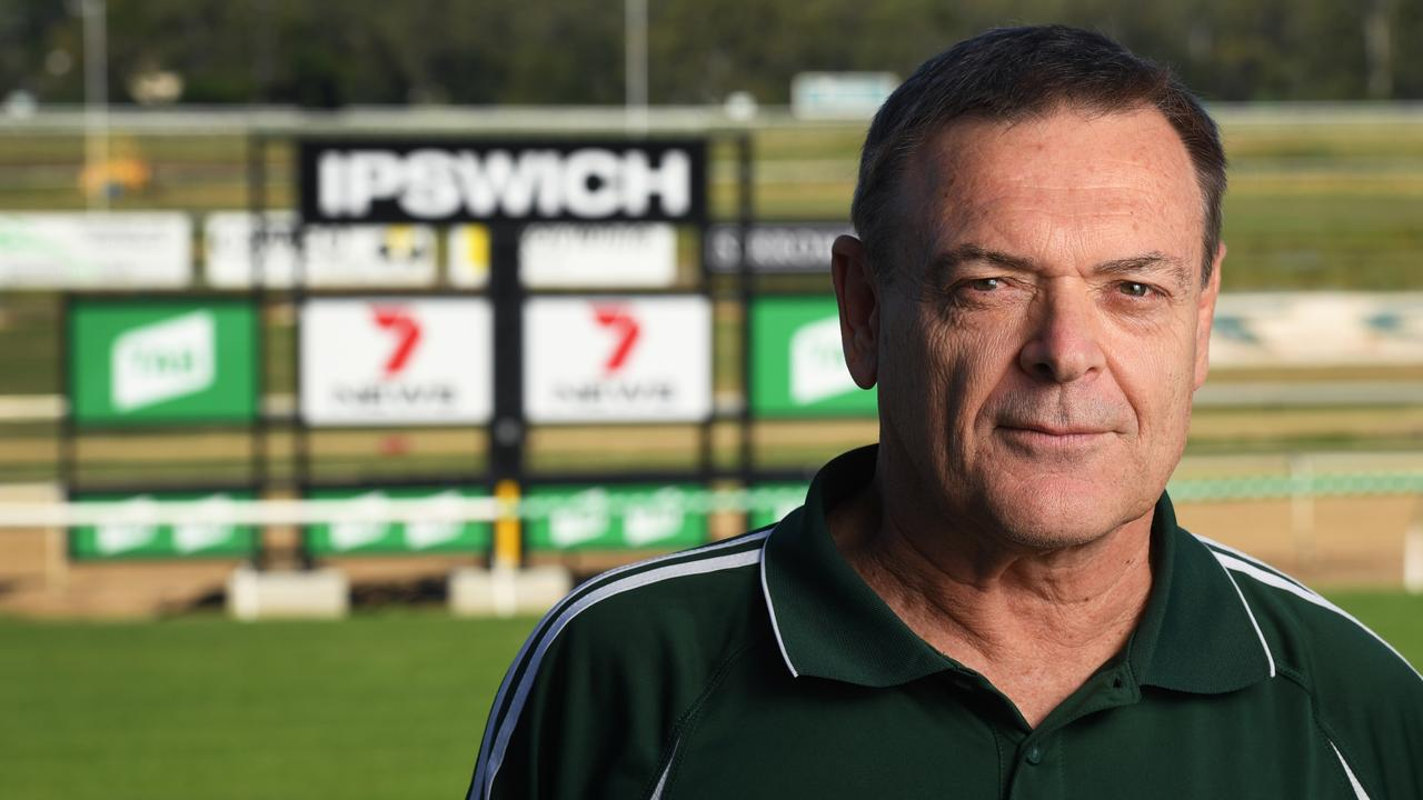 Ipswich Turf Club general manager Brett Kitching. Picture: Rob Williams