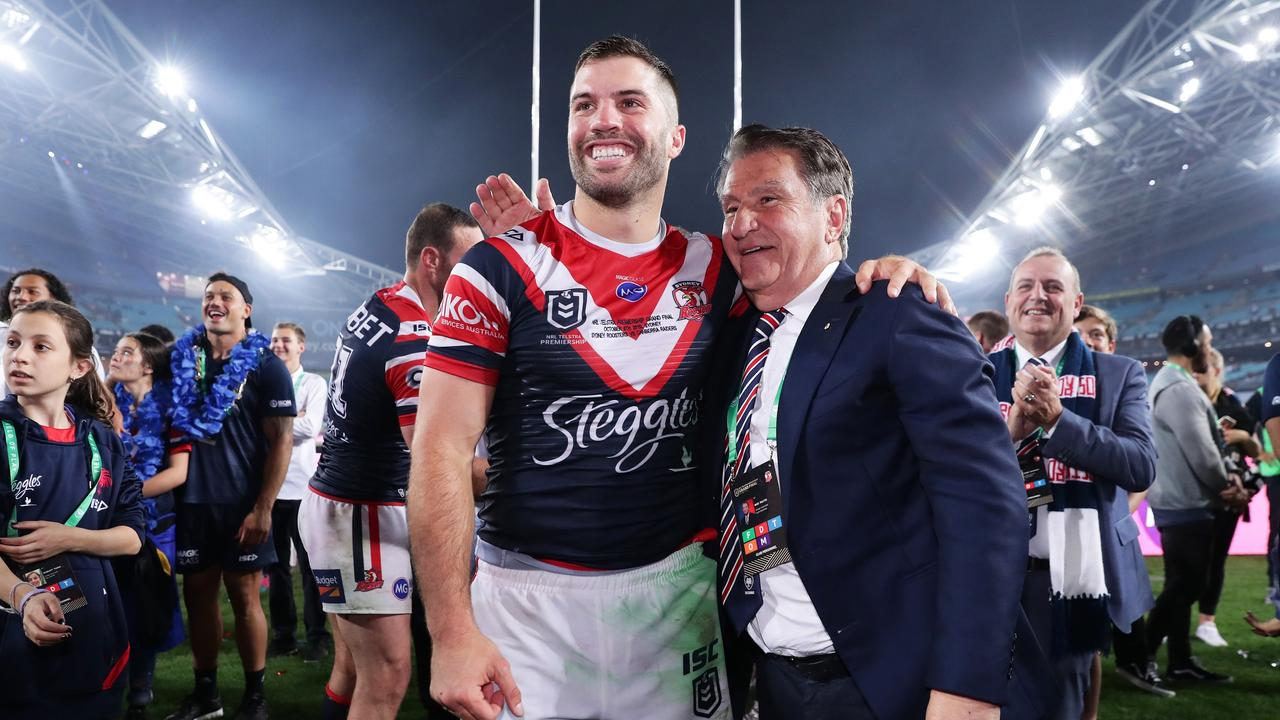 Roosters boss Nick Politis has called for the NRL season to resume with every team back on zero points