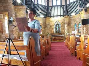 New technology delivers age-old story on Easter Sunday