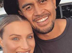 NRL star served with AVO after 'dad duties' dispute