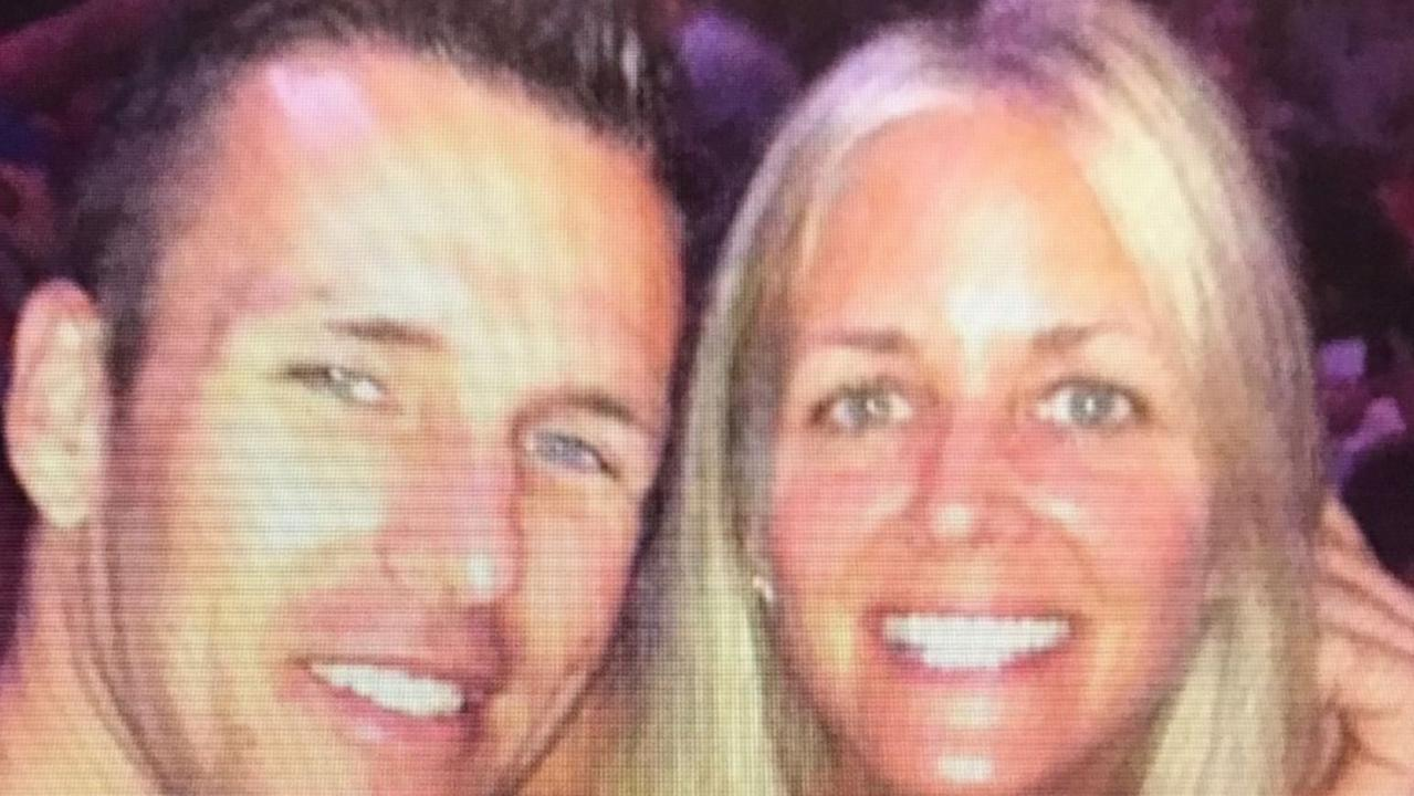Gretchen and David Anthony. Picture: Supplied/Jupiter Police Department