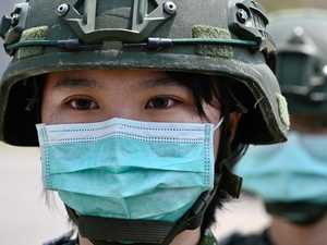 China's devious move under cover of virus