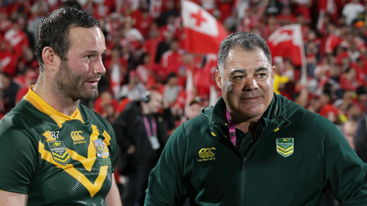 Mal Meninga has urged administrators to weave Test football in to their revised season plans.