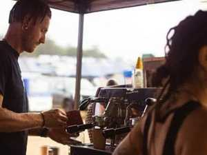 In uncertain economic times, couple expand coffee business