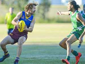 Up-ended season won't stop local footy star