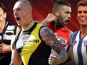 Robinson: The 20 greatest modern-day VFL-AFL footballers