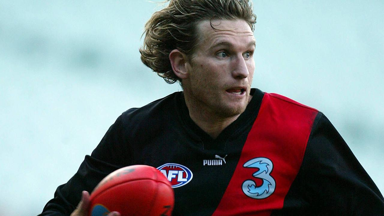 James Hird always lifted when the stakes were highest.