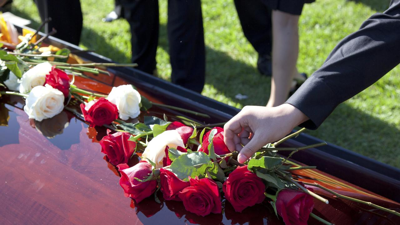 DIFFICULT: Families saying goodbye to loved ones are restricted to 10 people at funerals due to social distancing restrictions. (Photo: FILE)