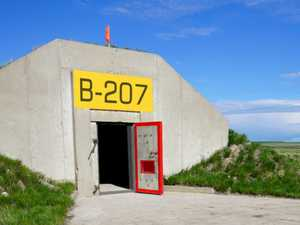 The apocalyptic bunkers where the rich are hiding out