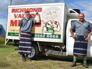 Moo van makes meat deliveries more fun