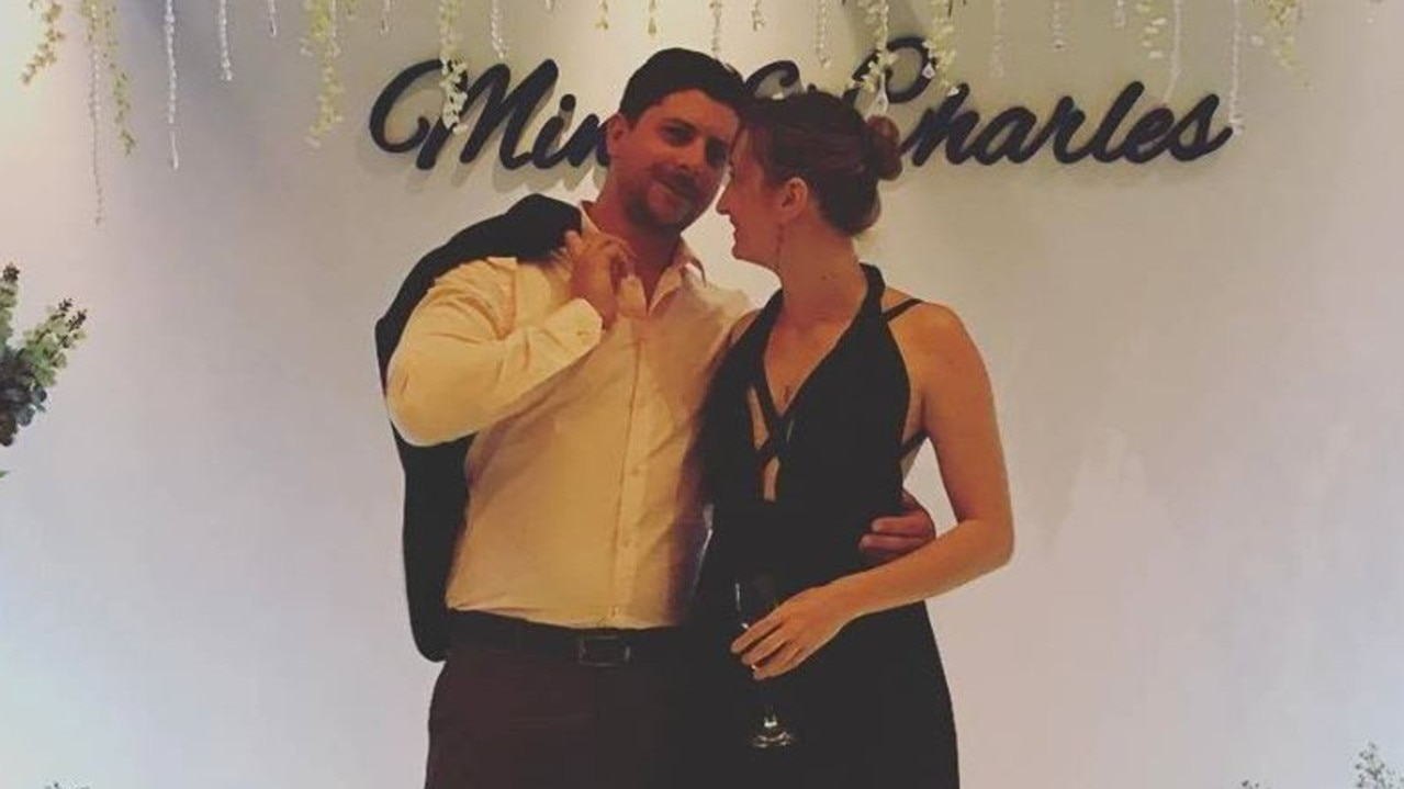 Max Allin and Greta Geninson's wedding has been postponed.