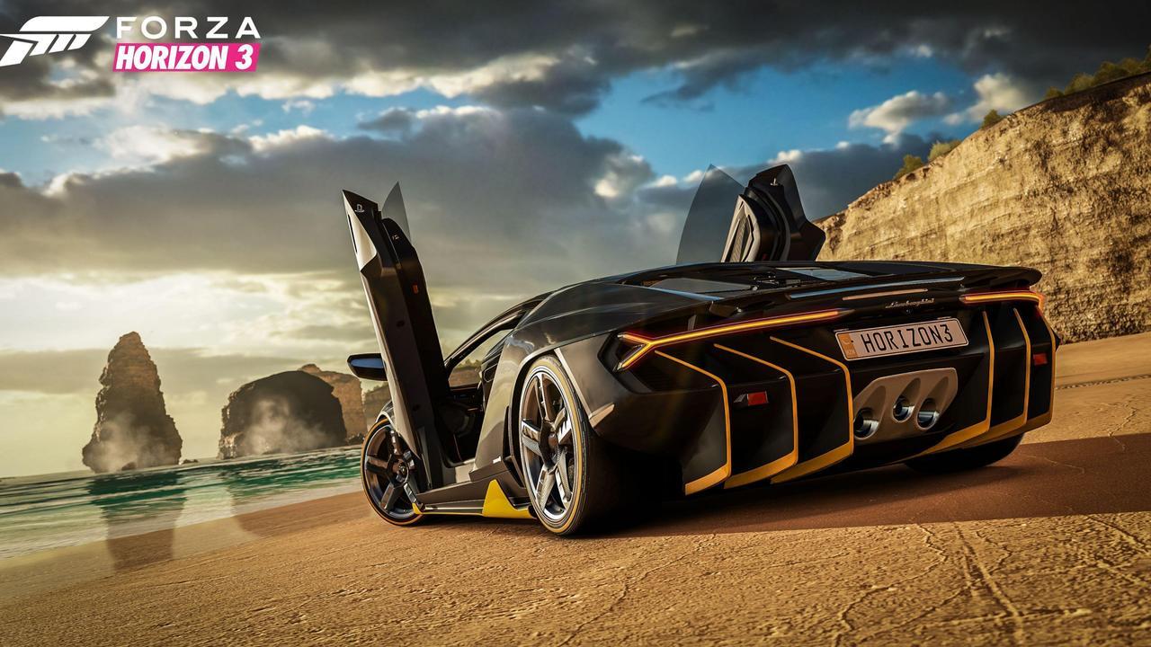 Forza Horizon 3 is a beautiful tribute to Australian scenery.