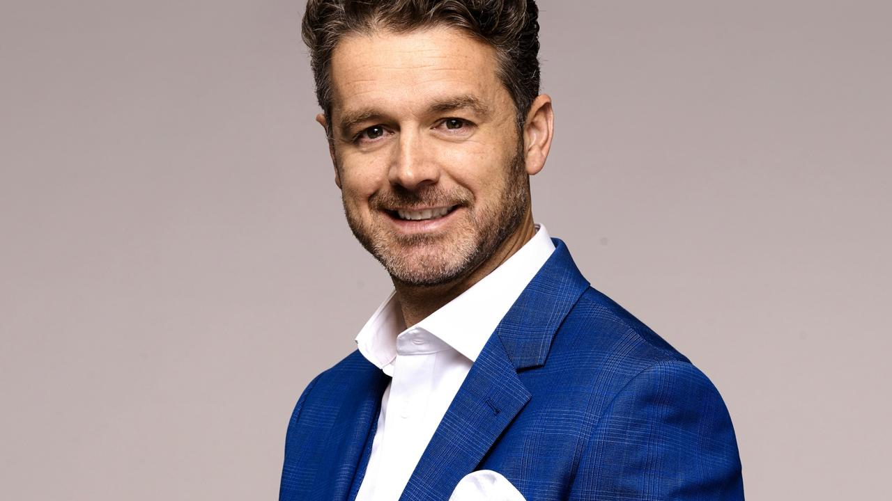 MasterChef Australia judge Jock Zonfrillo opened up to news.com.au about his past. Picture: Channel 10