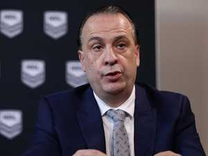 NRL and Nine still at odds over game's return