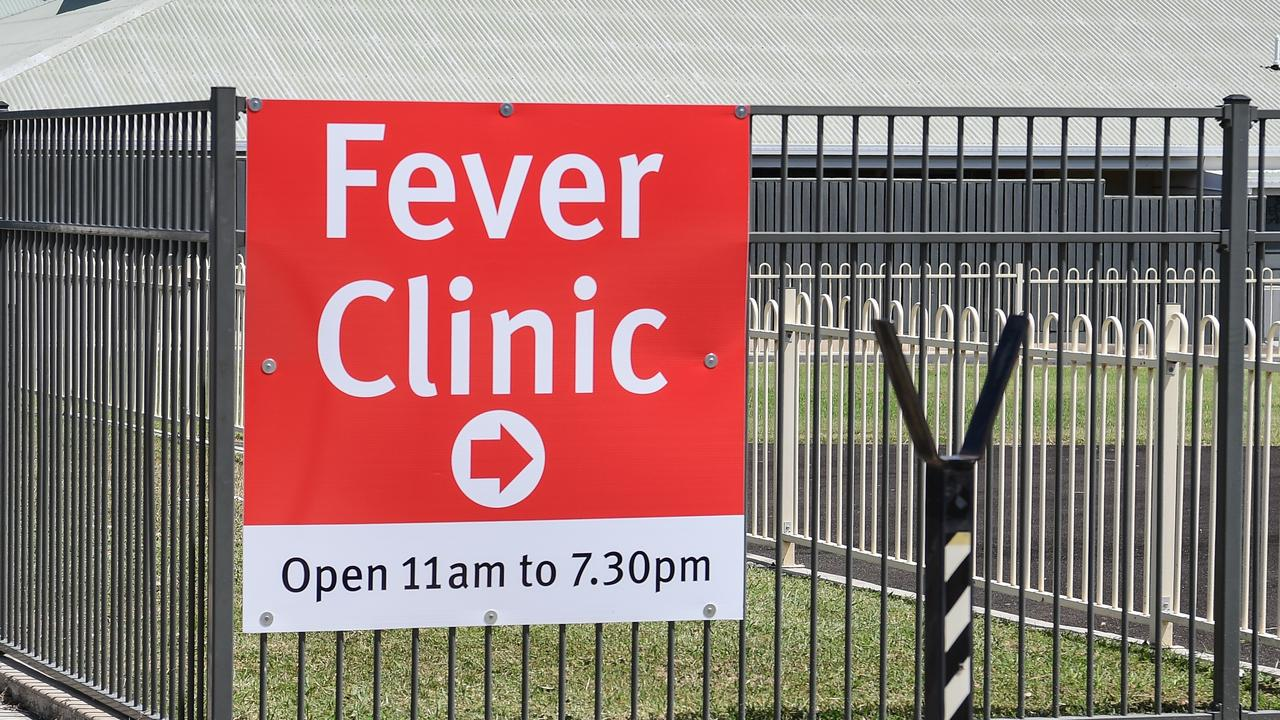 The Bundaberg fever clinic has moved from Bundaberg Hospital to a new location on Kendalls Rd.